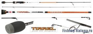 Tirrel 210UL-S - спиннинг 210cm, тест 0-5g, solid tip, fast, EVA, Kigan, микроджиг
