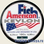 "Леска ""American Fish"" 150м 0,12 (1,95кг)"