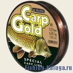 """Леска """"Gold Carp"""" 150м 0,18 (4,55кг)"""