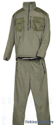 Костюм (куртка, брюки) (флис) SARMA р.L (С042-С044)