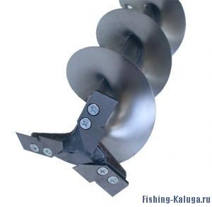 """Ледобур """"Титан"""" ТЛР-130Д-3НТШ (3 ножа, телеск. шнек) (Тонар)"""