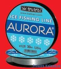 """Леска """"Aurora"""" 30м 0,08 (0,92 кг.)"""