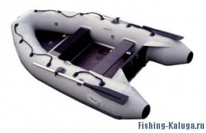"""Лодка ПВХ """"Лидер-300"""" (под мотор 10 л.с)(3 части) (С-Пб)"""