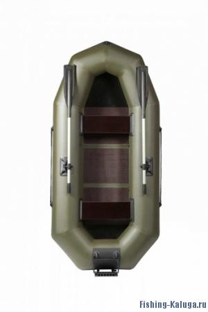 """Лодка """"Лоцман С-260-М жсп"""""""