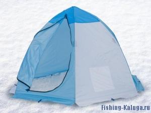 Палатка рыбака 2-м п/автомат н/тк (Стэк)