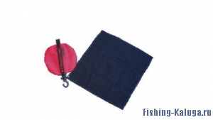 Полотенце с чехлом (красный)