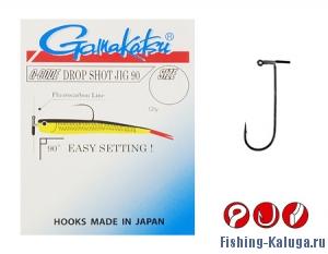 Крючок GAMAKATSU JIG 90 Heavy Wire №1/0 (25 шт)