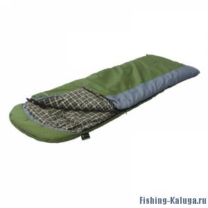Спальный мешок PRIVAL Привал (75 см, капюшон, файберпласт 400 гр/м2)