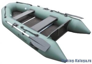 """Лодка ПВХ """"Тайга-270"""" (под мотор 4 л.с) (С-Пб)"""