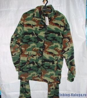 Термо-костюм ФИШЕРМАН Комфорт (кам/НАТО), р.54-56