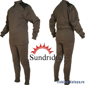 ТЕРМОБЕЛЬЁ SUNDRIDGE SLEEPSKIN (фуфайка+кальсоны), р-р XXL