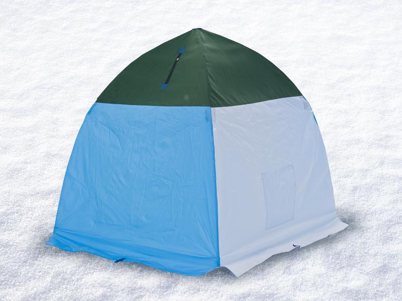 Палатка Стэк 1 п/автомат 0054272 брезент