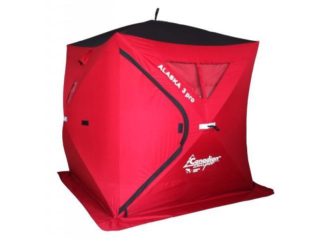 канадиан палатка для рыбалки